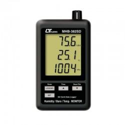 Transmissor Velocidade do Ar e Temperatura HD-2937 Delta Ohm