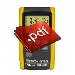 Sensor Transmissor Velocidade do Ar e Temperatura HD-2937