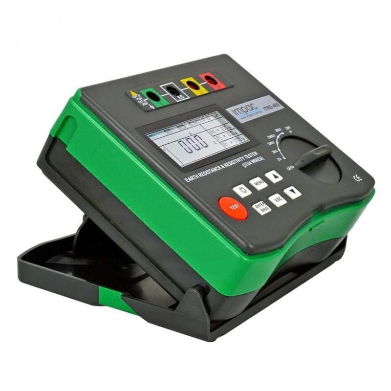 Terrômetro Digital Wenner ITRD 400