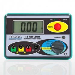Megômetro Digital 5KV IM-305 Impac