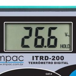 Megôhmetro Digital 5000V IM-305 Impac