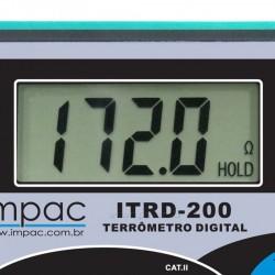 Megôhmetro Digital 5KV IM-305 Impac - Medição Resistencia