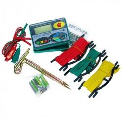 Calibrador Digital de Termopar Termoresistência pT100 Resistência e Tensão IP01