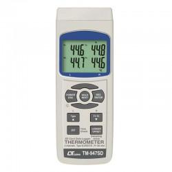 Medidor de Força Digital com Célula Interna IP-90DI Impac - Teste força