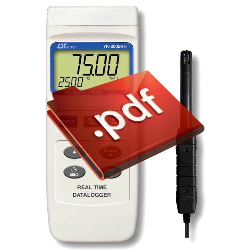Decibelímetro Digital Impac c/ Memória Digital LCD e Bargraph IP-140
