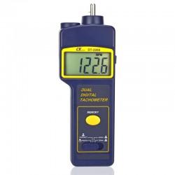Multímetro RS-232 True RMS 3 5/6 Dígitos Impac IP-370TR