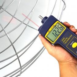 Multímetro RS-232 True RMS 3 5/6 Dígitos IP-370TR