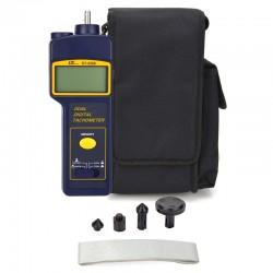Decibelimetro Luximetro Higrometro Termometro Digital Multifunção Impac IP-410
