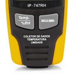 Gerador Termopar pT100 Loop de Corrente IP-790 Impac