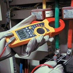 Anemômetro Digital  Lutron tipo Concha AM-4220 ( Robinson )