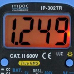 Data logger de Temperatura iMini - Gráfico