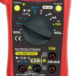 Penetrômetro Digital de Frutas Lutron FR-5120
