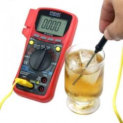 pHmetro Portátil Datalogger PH-221 RS-232