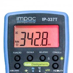 Ponta de Prova Osciloscópio 20 MHz 600V