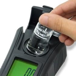 Medição de Concentração de cloro - Clorimetro Lutron
