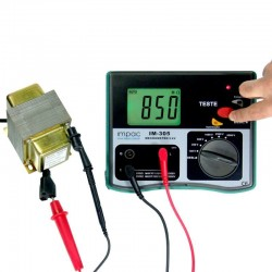 Torquímetro de Parafusadeira Digital Dinâmico com Impressora IP-ANL-20P