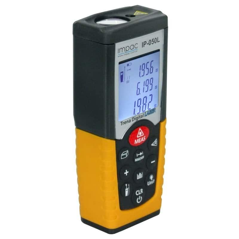 Trena Digital Laser Impac IP-050L