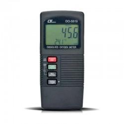 Medidor de Oxigênio Dissolvido Coletor de dados Lutron DO-5519 - Laboratório