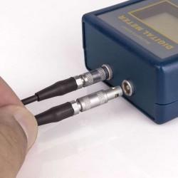Calibrador Medidor Tensão Corrente CC Frequência e Pulso IP-15+