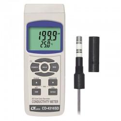 Condutivímetro Datalogger CD4322