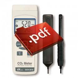 Transmissor condutividade DO9766TR