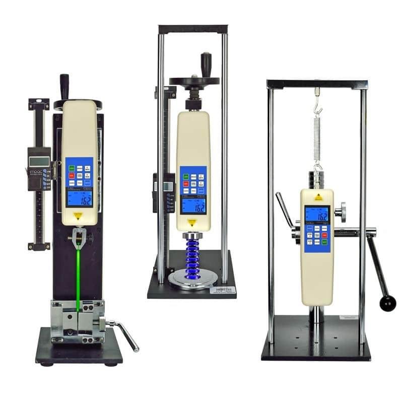 Máquinas de Ensaio Manuais de Tração e Compressão