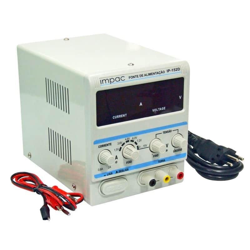 Micromanômetro Digital Medidor de pressão diferencial Impac 0,5 PSI
