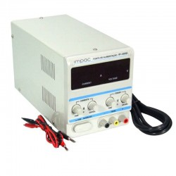 Micromanômetro - Medidor de pressão diferencial Impac