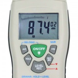 Condutivimetro Datalogger Portátil CD-4322
