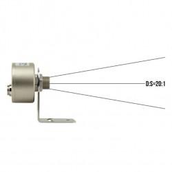 Gaussímetro CC / CA Magnetômetro Lutron GU-3001