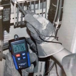 Medidor de Qualidade do Ar de Mesa PM-1053 Lutron