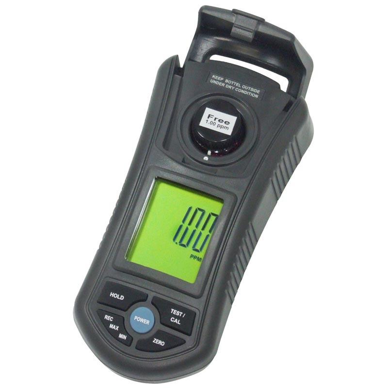 Clorímetro Digital CL-2006 Lutron Medição de Concentração de cloro