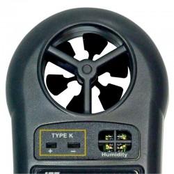 Termômetro PT100 Centesimal TM9017 Lutron
