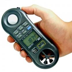 Termômetro Data logger Centesimal TM9017 Lutron
